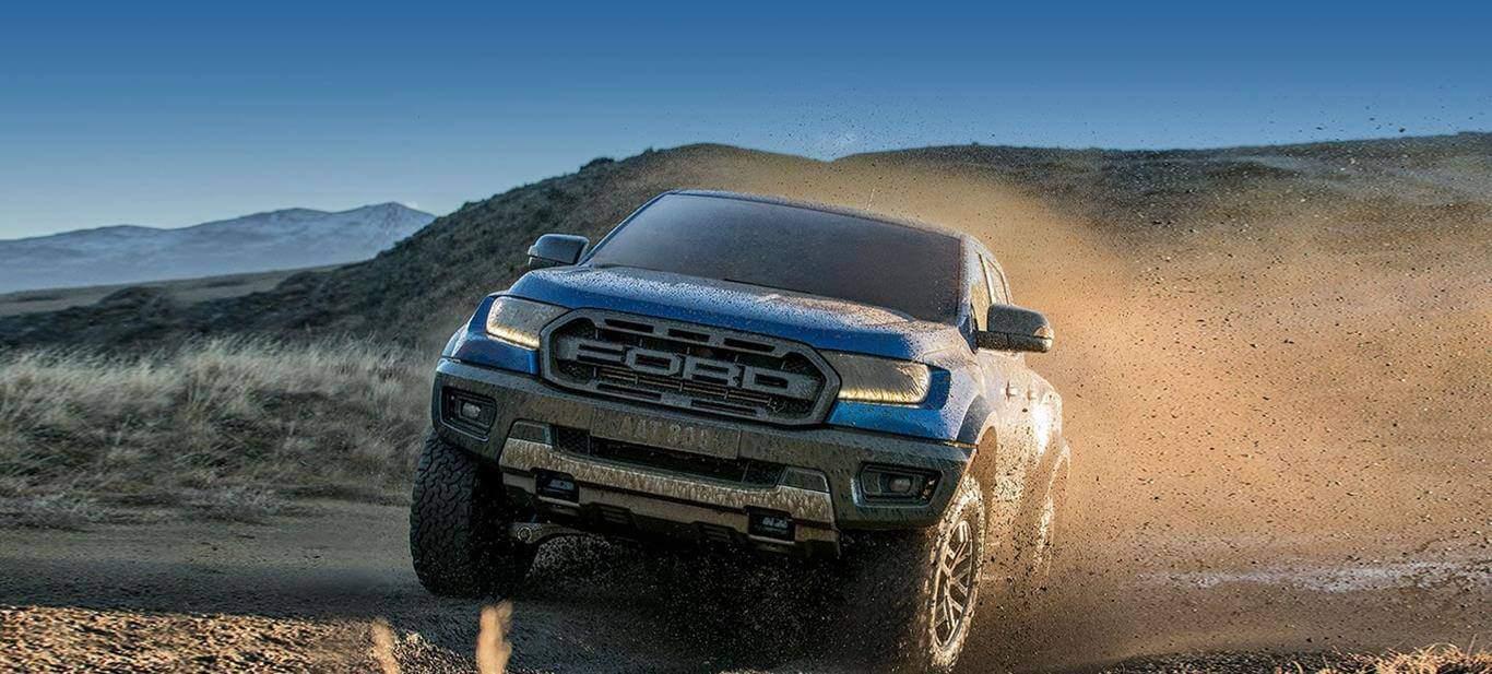 Ford Ranger Raptor: Chiến Binh Off-Road Siêu Cường