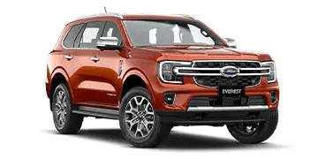 Thông số kỹ thuật, giá xe Ford Everest 2021