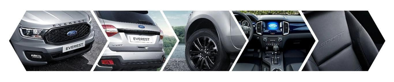 Ford Everest Sport 4x2 2021
