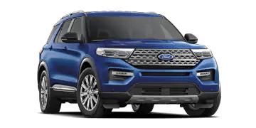 Thông số kỹ thuật, giá xe Ford Explorer 2021