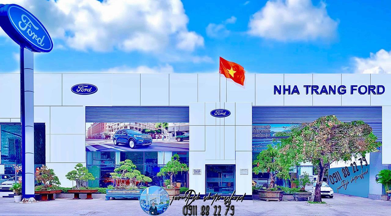 Ford Nha Trang - Đại Lý Ủy Quyền Của Ford Việt Nam
