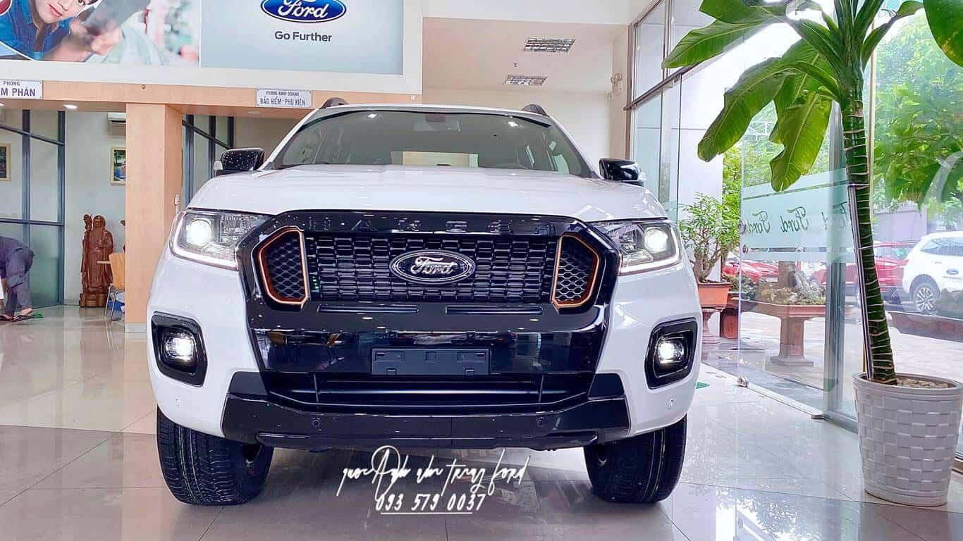 Ford Ranger Wildtrak 4x4 Biturbo 2.0L AT 2021