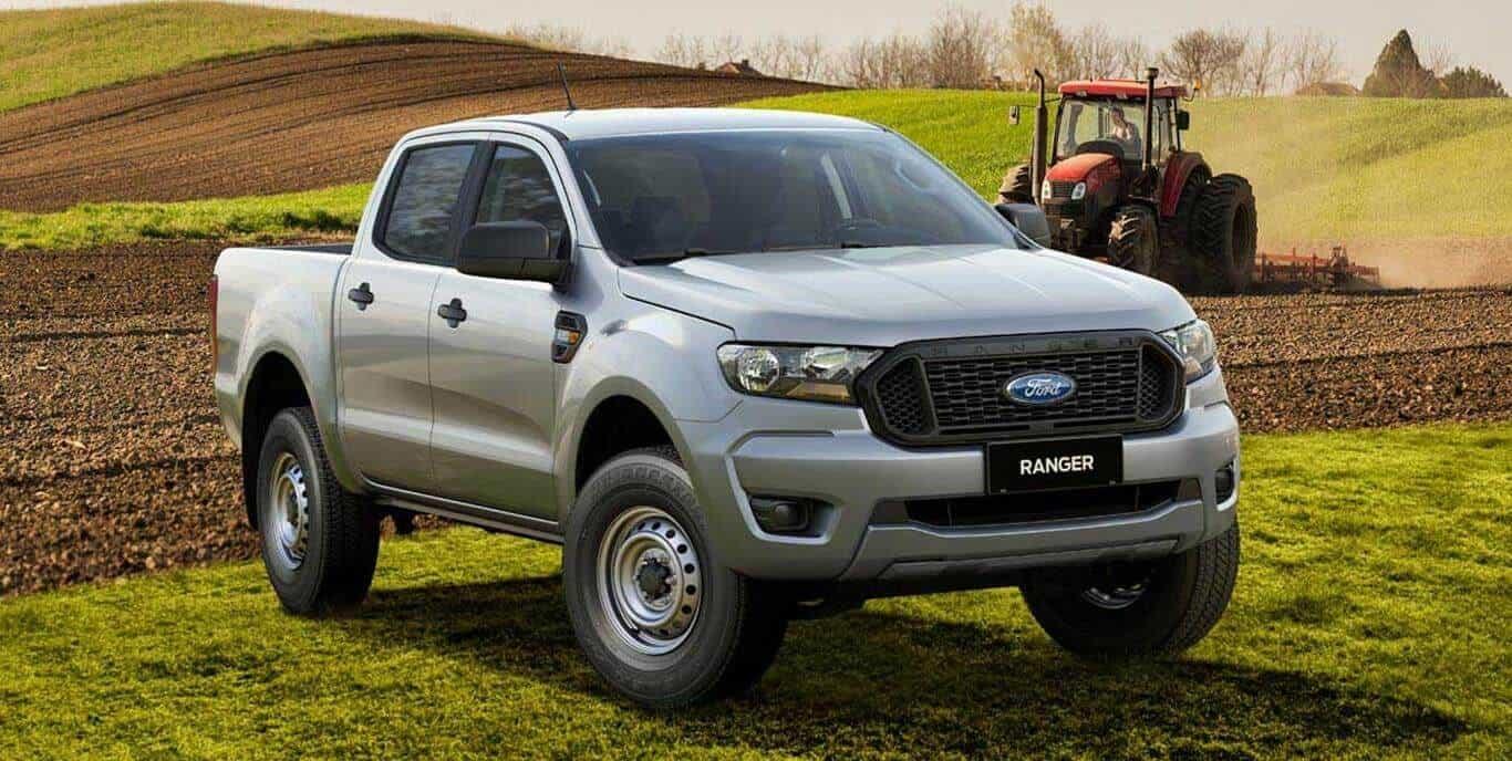 Ford Ranger XLS MT 4x4 2021