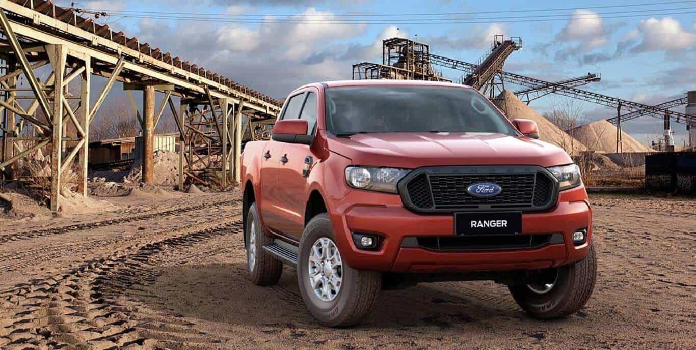 Ford Ranger XLS AT 2021