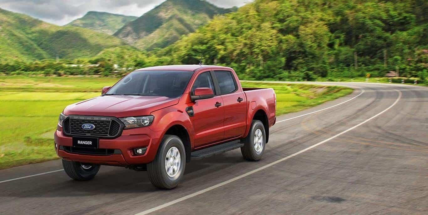 Ford Ranger XLS MT 4x2 2021: Thông số kỹ thuật, giá xe