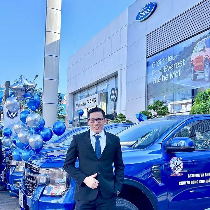 Hotline Ford Nha Trang