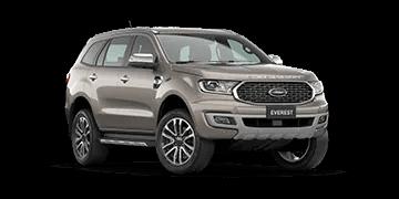Ford Everest Titanium 4x4 2021