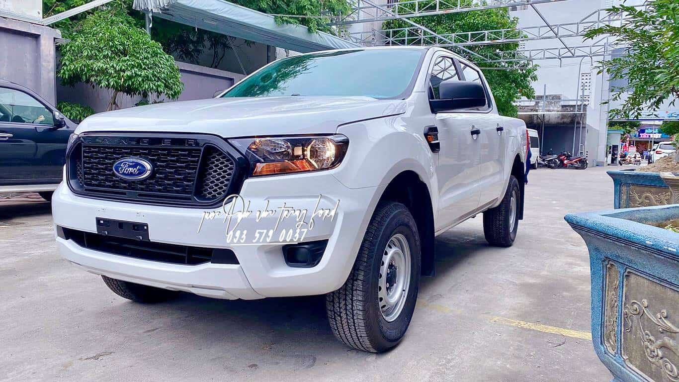 Ngoại thất Ford Ranger XL MT 2.2L 4x4 2021