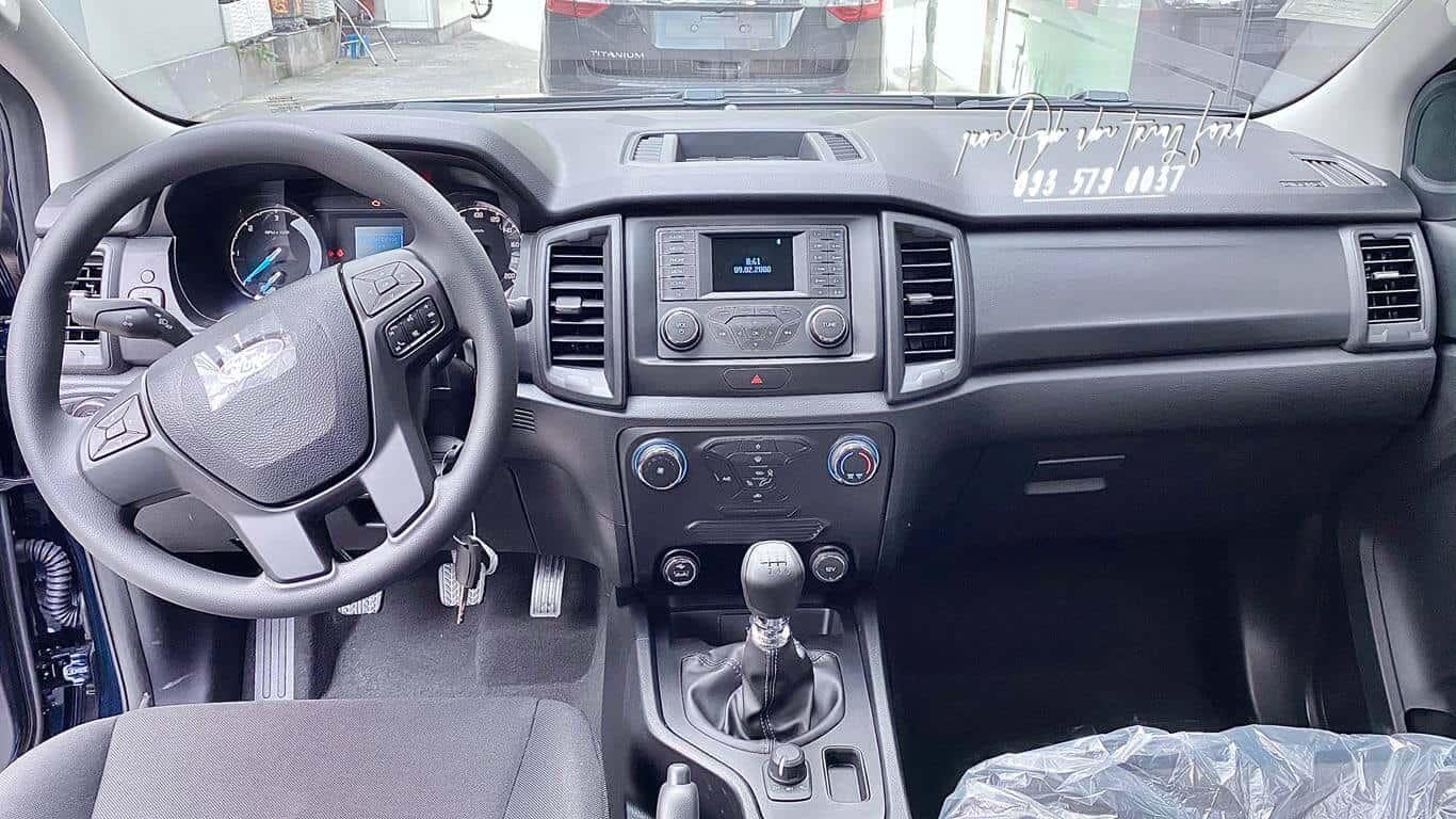 Ford Ranger XL MT 2.2L 4x4 2021