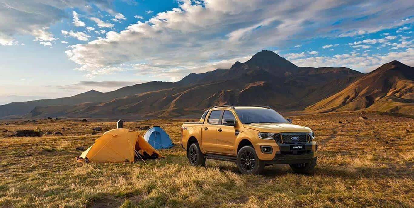 Ford Ranger Mới 2021