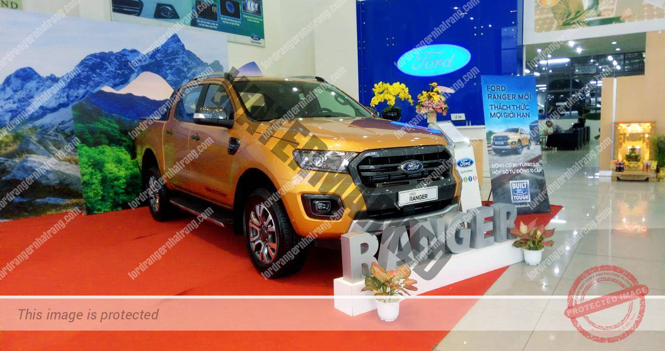 Ford Ranger Wildtrak 4x4 Biturbo