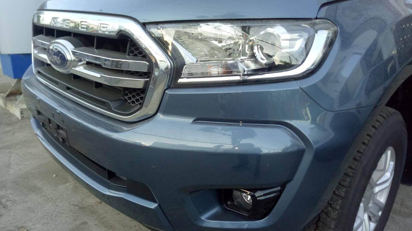 Ngoại thất Ford Ranger XLT