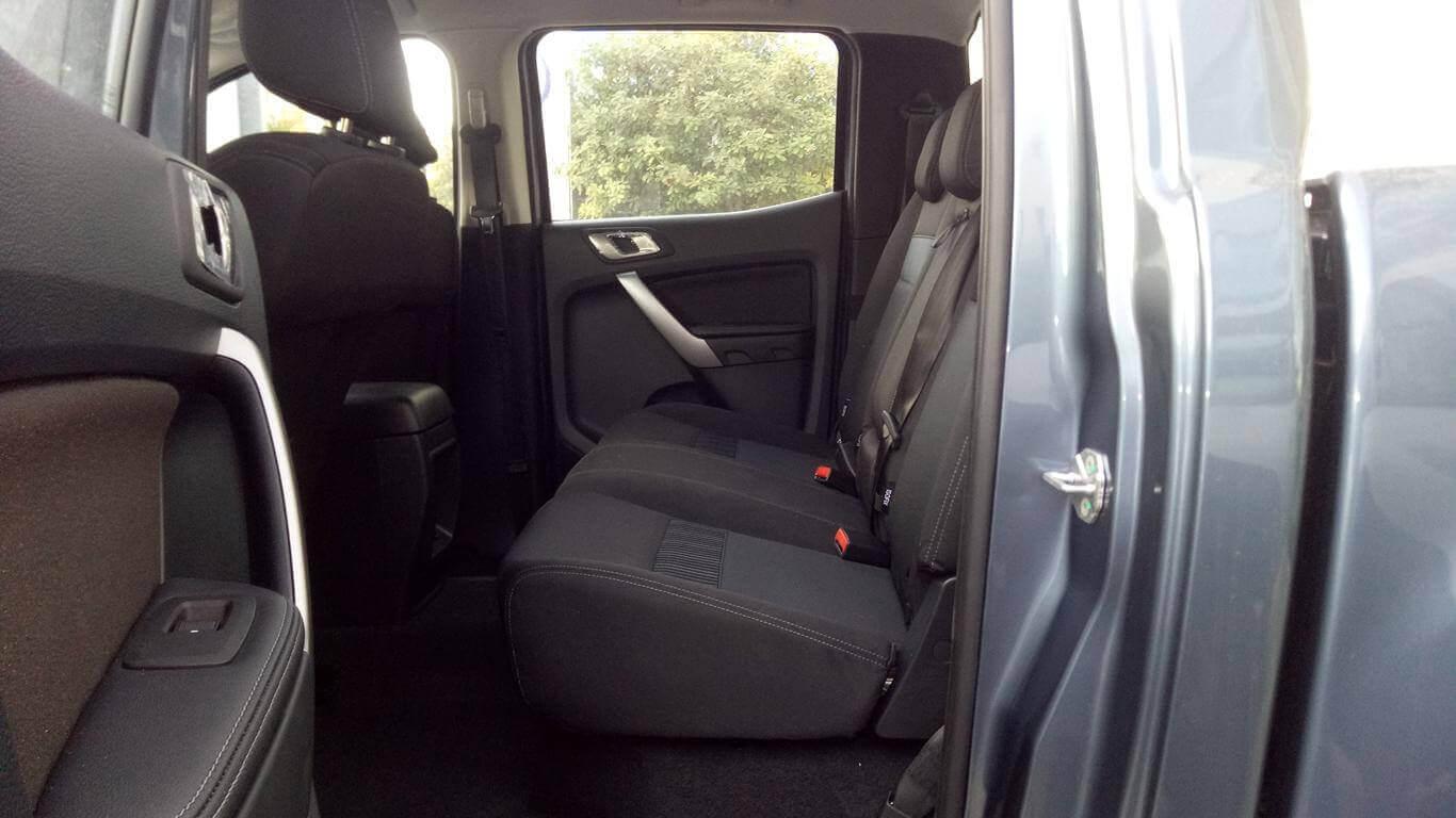 Nội thất Ford Ranger XLT