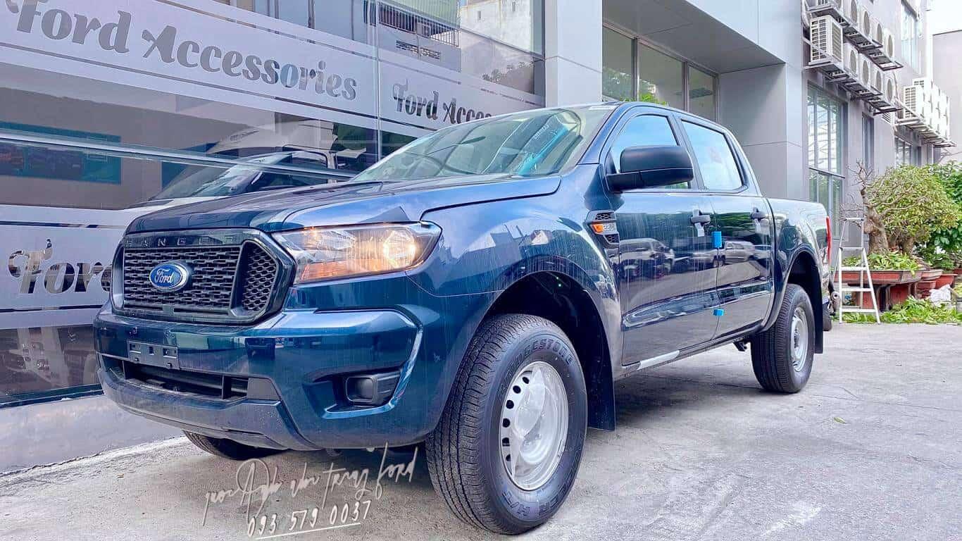 Ford Ranger XL 2021: Thông số, giá xe