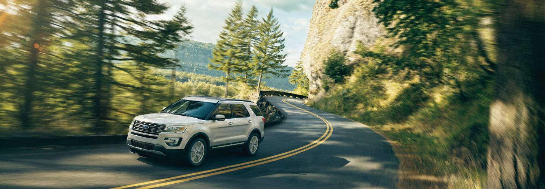 An toàn Ford Explorer