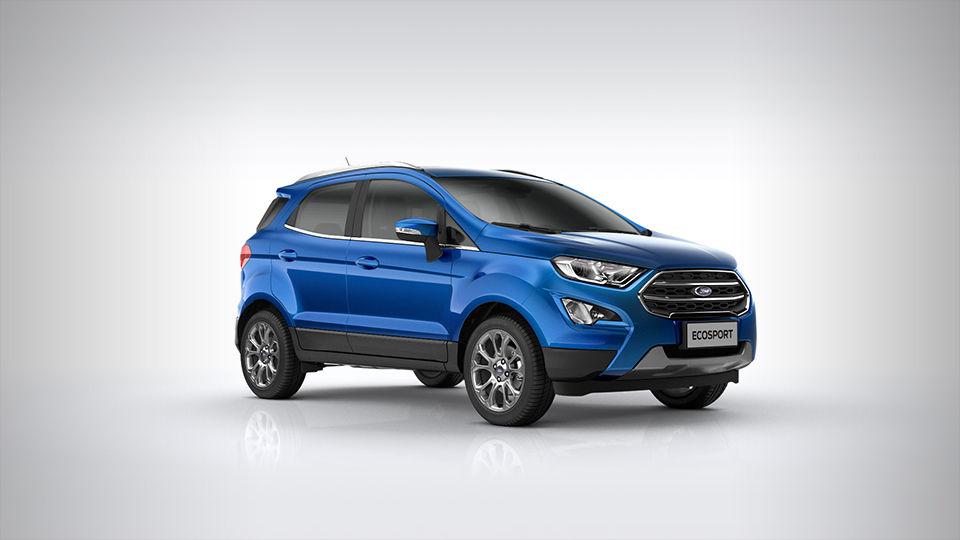 Ngoại thất Ford Ecosport 2018