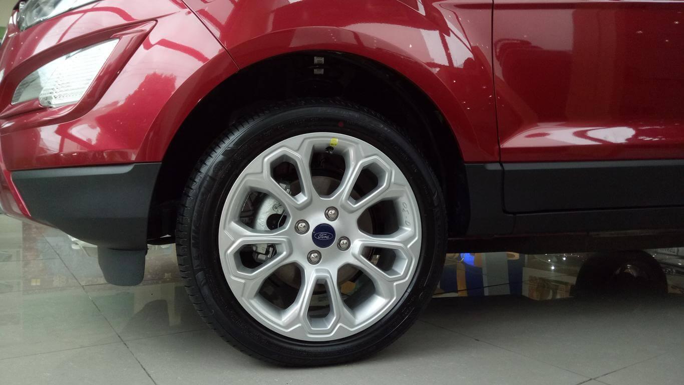 Ford Ecosport Ecoboost 1.0L