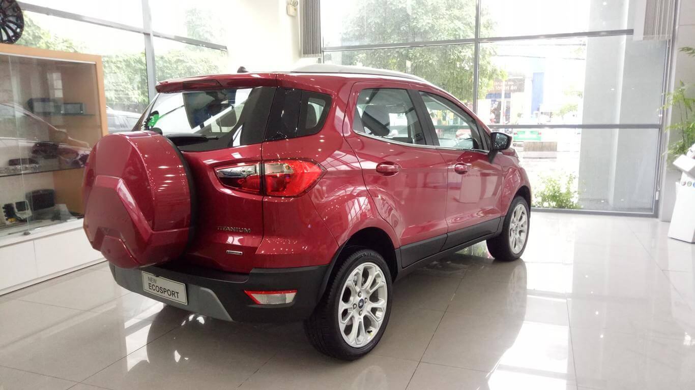 Ford Ecosport Ecoboost 1.0L