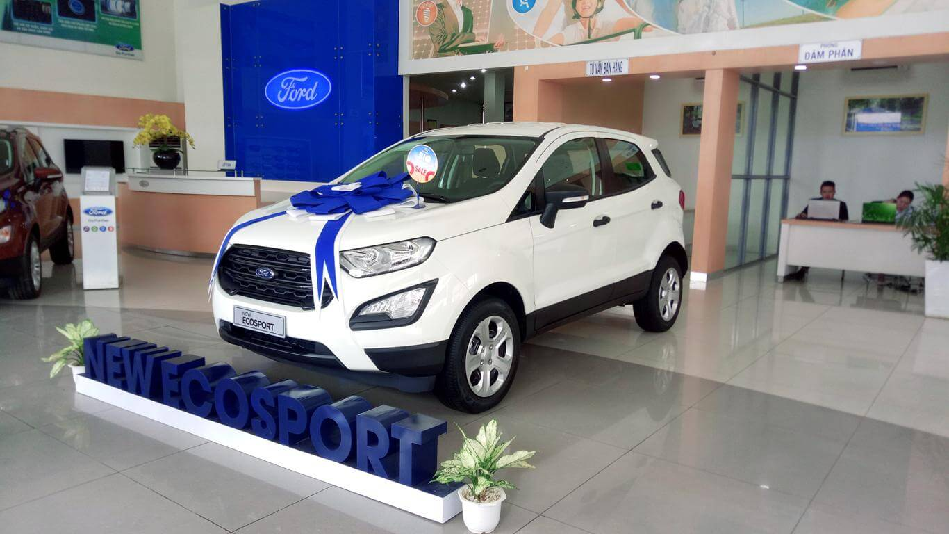 Ford Ecosport Ambiente MT