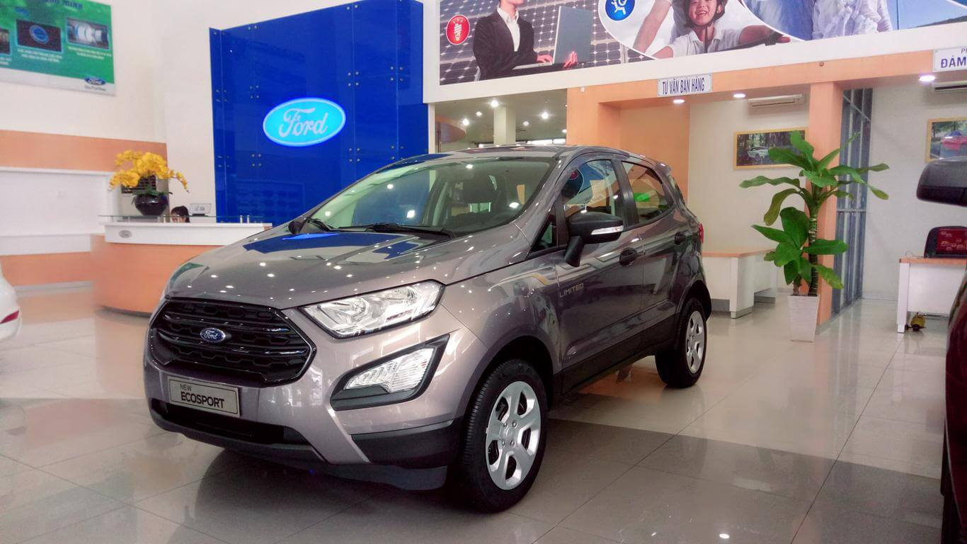 Ford Ecosport Ambiente AT