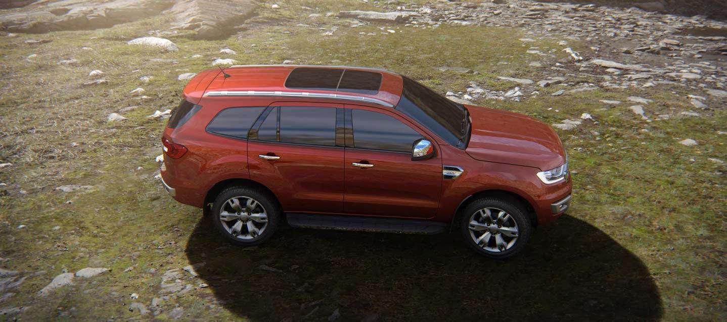 360 Ngoại thất Ford Everest