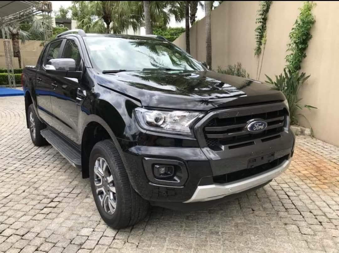 Ford Ranger 2019 đã có mặt tại Việt Nam