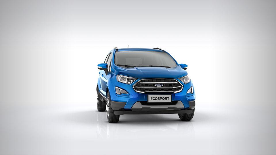 Ngoại thất xe Ford Ecosport