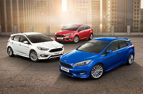 Ngoại thất Ford Focus