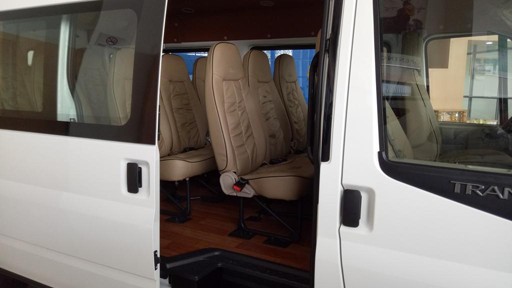 Ford Transit SVP 2018 Nha Trang