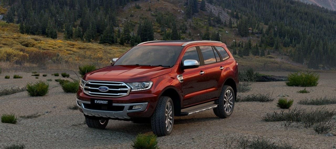 Ford Everest 360 12