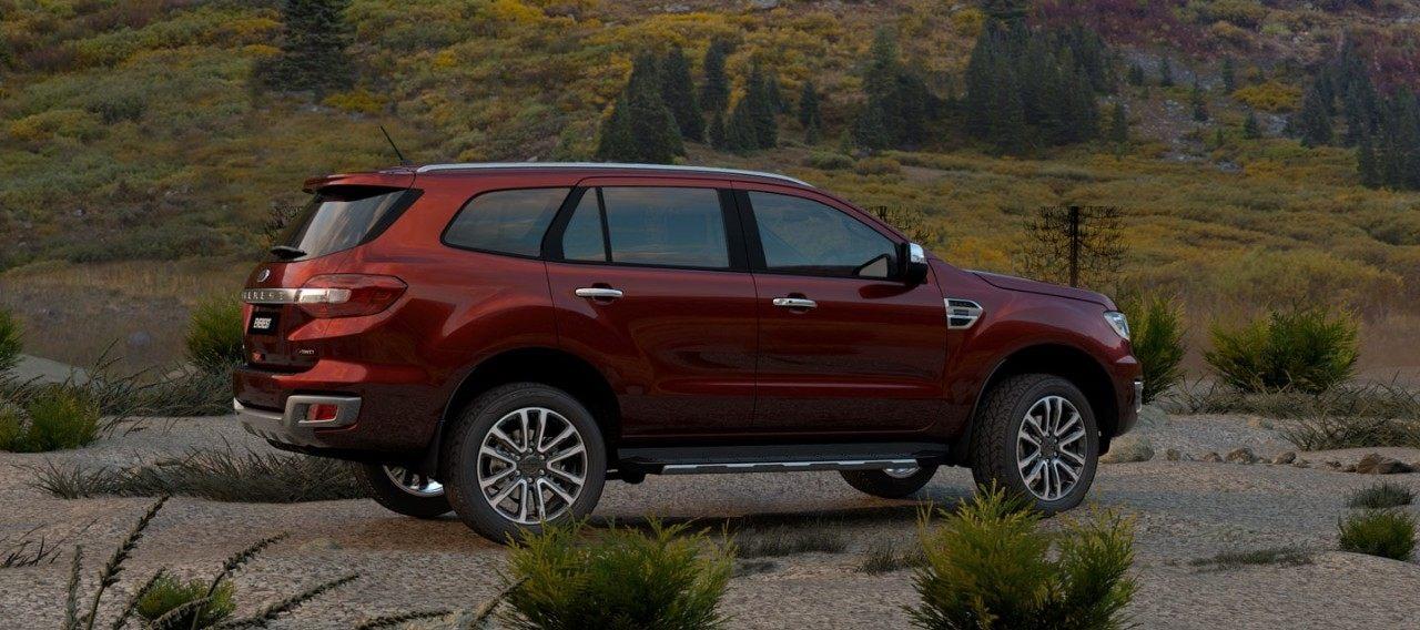 Ford Everest 360 52