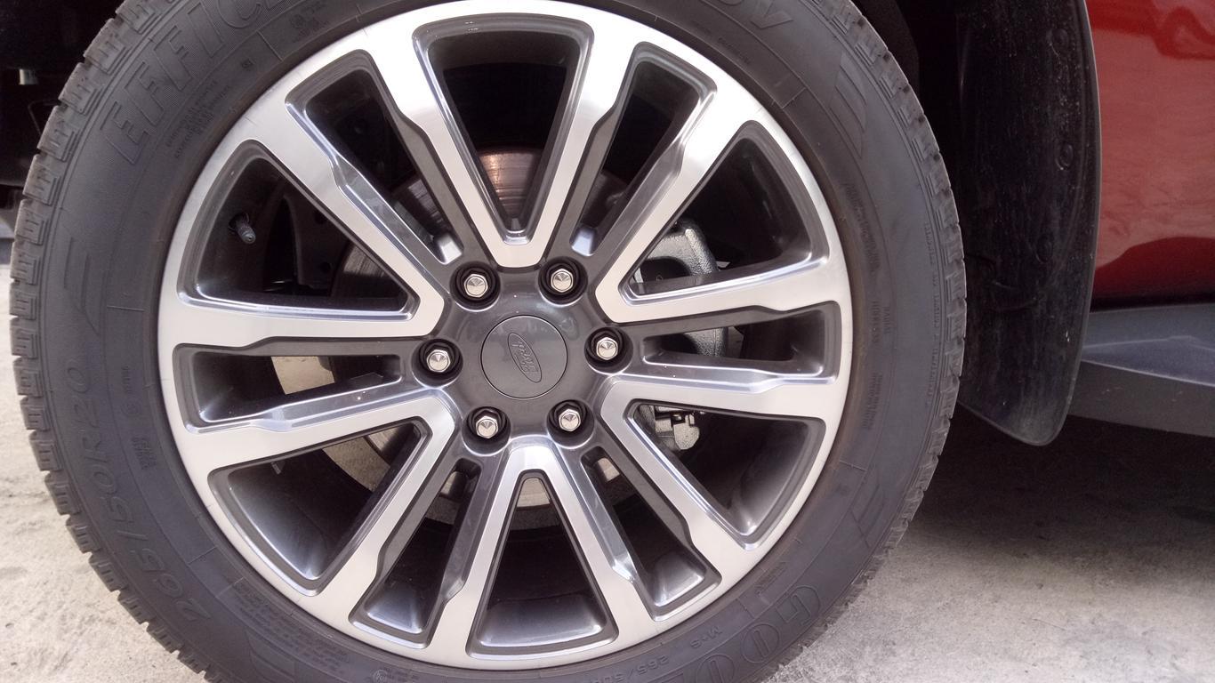 Ford Everest Titanium 4x2