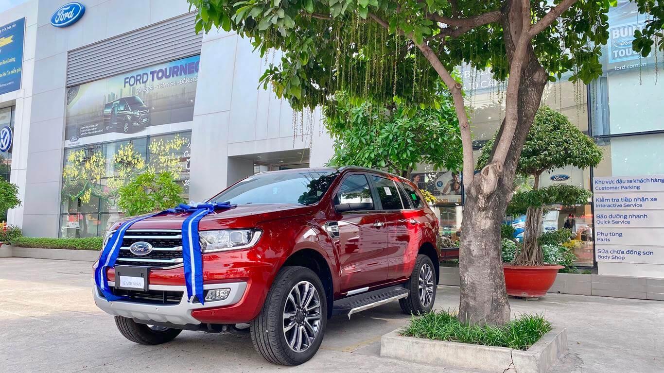 Ford Everest Titanium 4x4 Biturbo