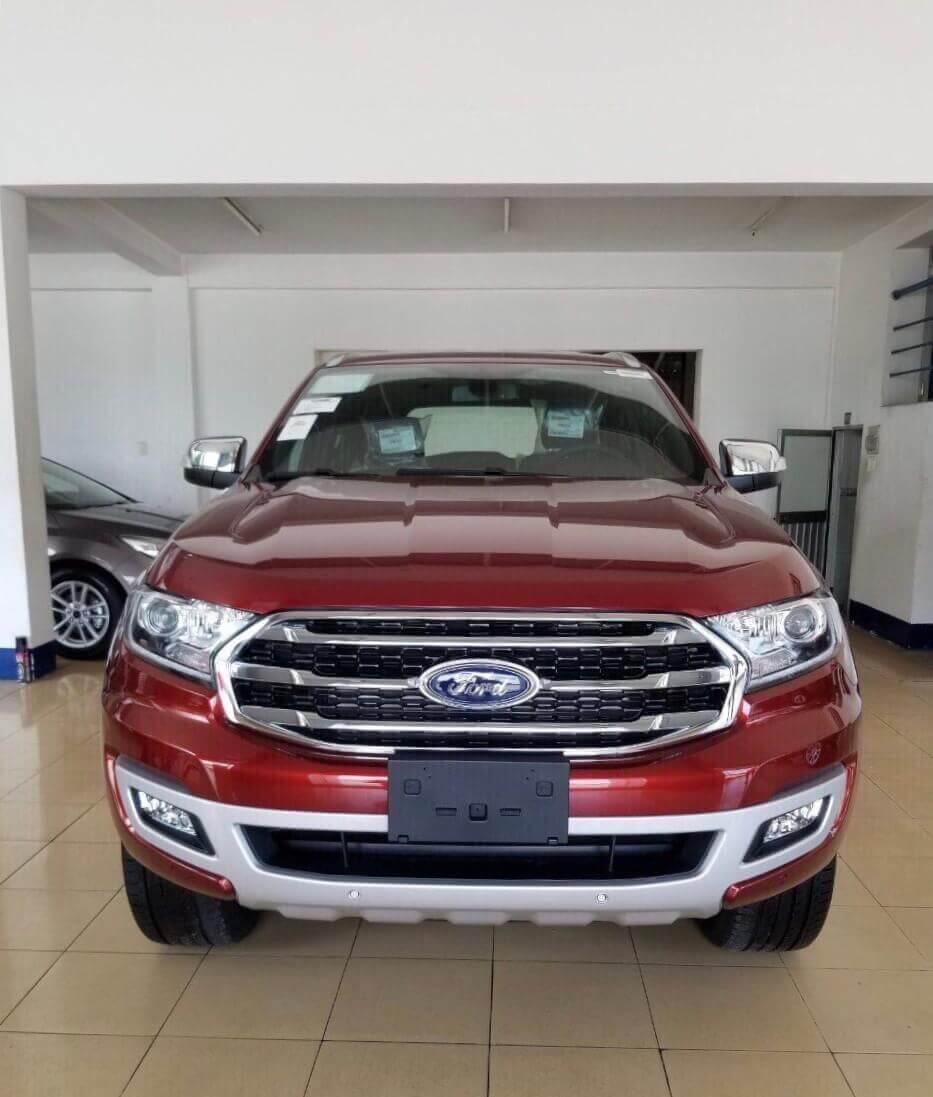 Ford Everest Biturbo 4x4 2.0L