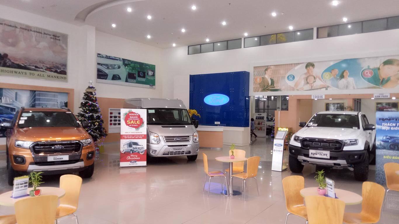 Ford Việt Nam công bố doanh số bán lẻ kỷ lục T12/2018