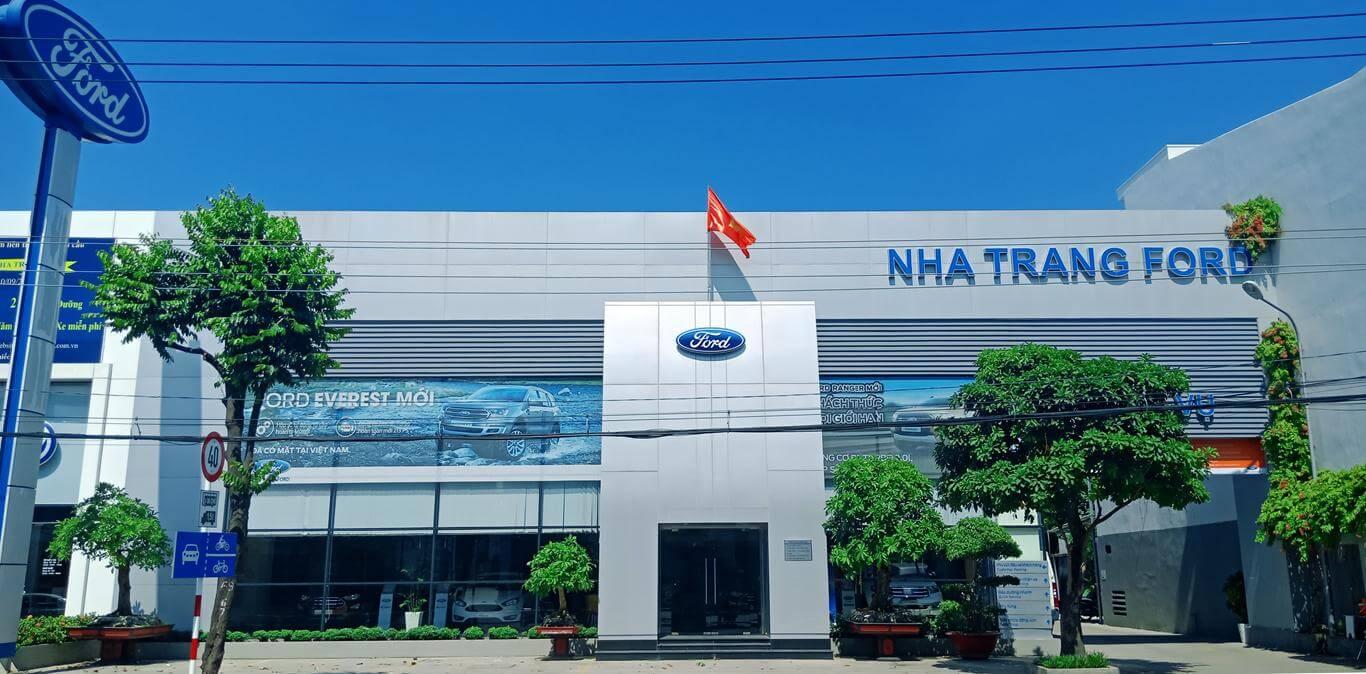 Ford Nha Trang - Đại lý Ủy quyền Chính thức của Ford Việt Nam